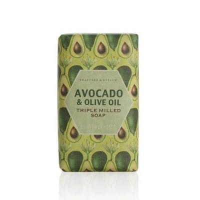 Avocado and Olive Oil Soap