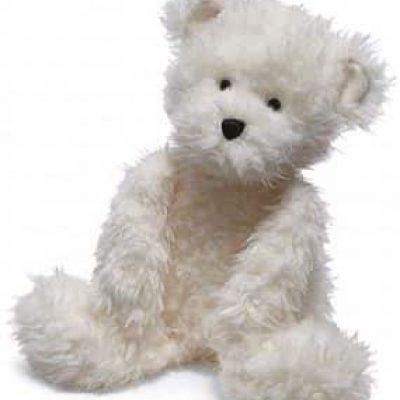 B polar bear L 18″