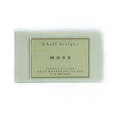 Moss Bar Soap