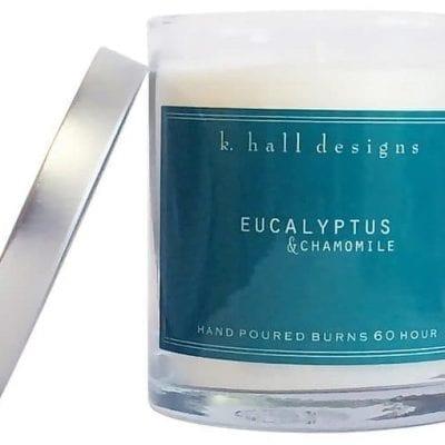 Eucalyptus – Chamomile Candle