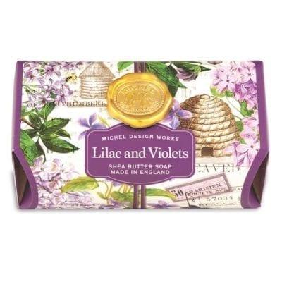 Lilac & Violets Bar Soap