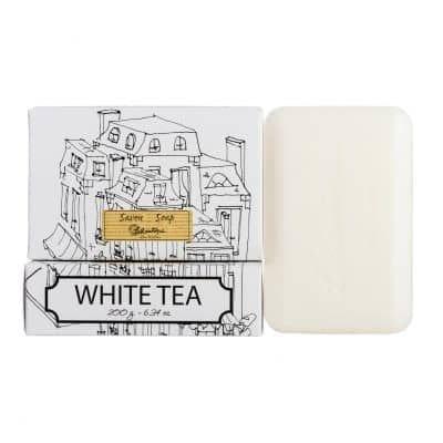 200g Soap White Tea