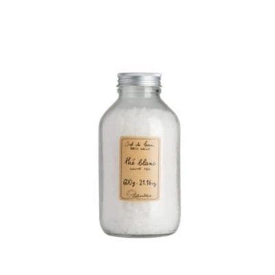 White Tea Bath Salts